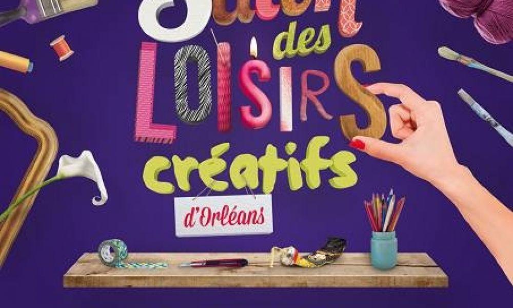 Salon des loisirs cr atifs au parc expo d 39 orl ans du 29 au for Salon loisirs creatifs orleans
