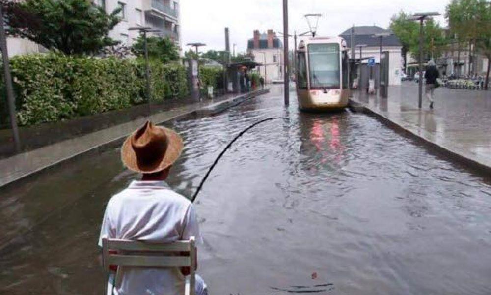 inondations du Loiret