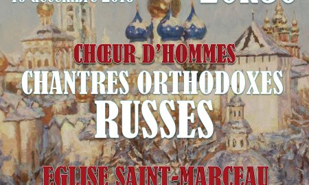 chantres orthodoxes russes