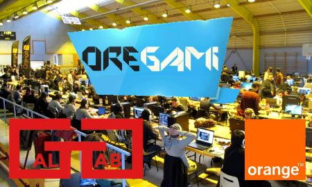 Oregami Game Show