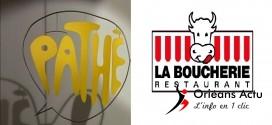 Un repas à « La Boucherie » accompagné d'une entrée au cinéma « Pathé » à gagner