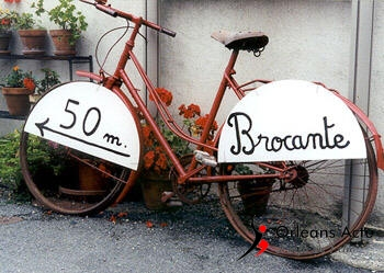 Programme de vos brocantes et vide-greniers sur l'ensemble du Loiret du 25 au 26 octobre