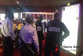 Plusieurs incidents sur Orléans pendant les projections du film « Annabelle »