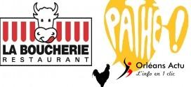 Jeu concours spécial Noël : un repas à « La Boucherie » et une entrée au « Pathé » à gagner
