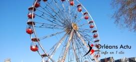 Entrées à la grande roue de la place de Loire à gagner