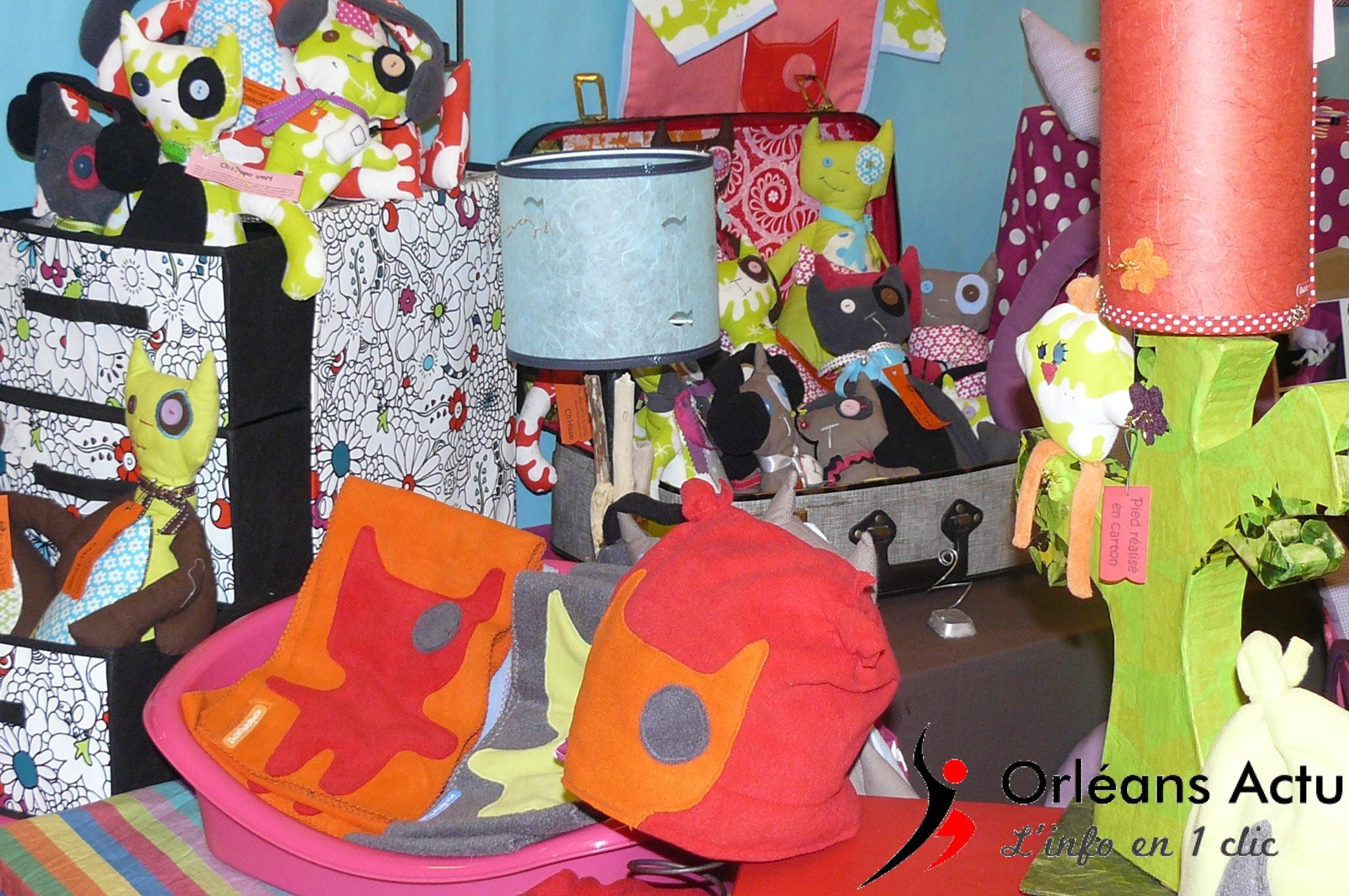 Salon des loisirs cr atifs du 30 janvier au 1er f vrier au - Salon loisirs creatifs orleans ...