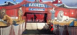 10 entrées au cirque Zavatta à gagner pour le spectacle du mercredi 11 février 16h