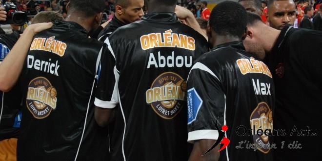 Exploit des basketteurs orléanais