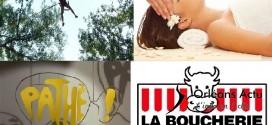 Super concours : ciné + massage + resto + «Benji éjection» à gagner
