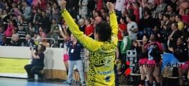 Finale du championnat de France de handball : Fleury prend la main