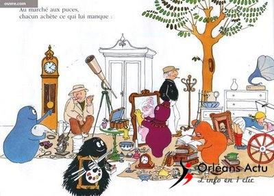 Programme de vos brocantes et vide-greniers sur l'ensemble du Loiret du 23 au 25 mai