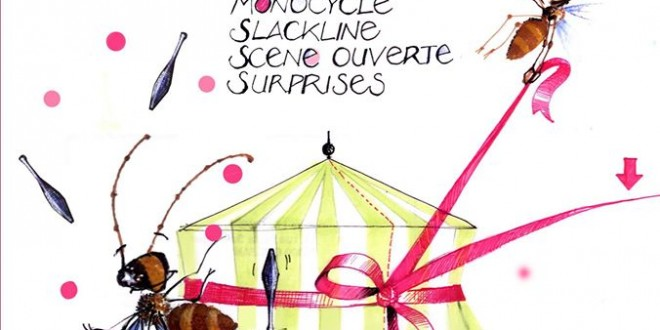 Festival Jonglibre du 3 au 5 juillet