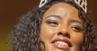 Flora Coquerel, Miss orléanais et Miss France 2014, dans la course au titre de Miss Univers