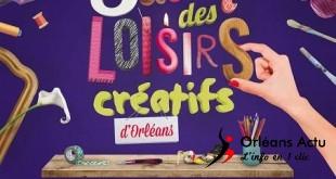 Salon des loisirs créatifs au Parc Expo d'Orléans du 29 au 31 janvier
