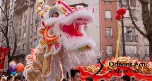 Orléans fête le nouvel an chinois
