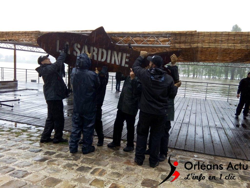 Démontage de la Sardine