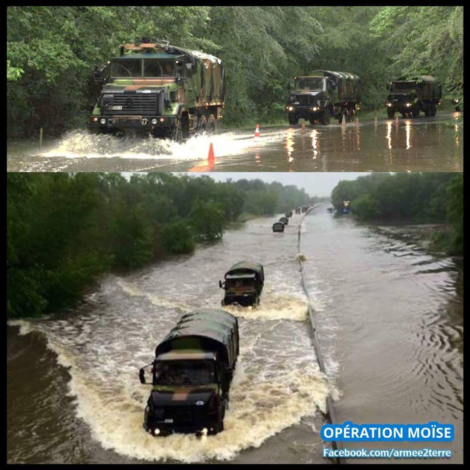 Opération Moïse - Armée de Terre